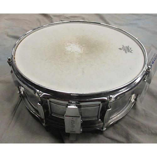 In Store Used Used HAUP 2000s 5X14 Snare Dum Steel Drum