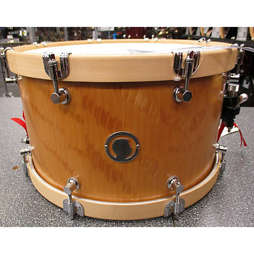 In Store Used Used HEAD 7X14 Custom Solid Stave German Beech Natural Drum