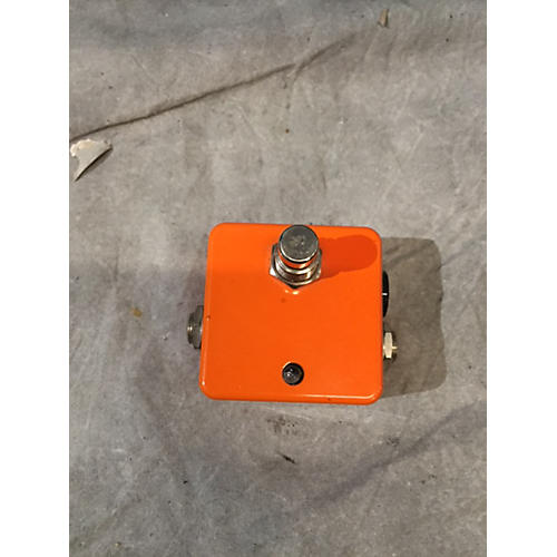 In Store Used Used HENRETTA ENGINEERING ORANGE WHIP COMPRESSOR Effect Pedal