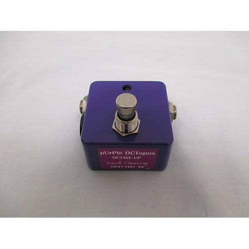 In Store Used Used HENRETTA ENGINEERING PURPLE OCTOPUS Effect Pedal