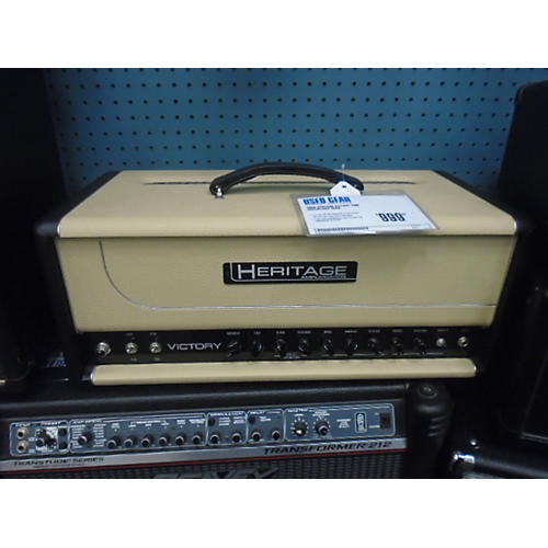 In Store Used Used HERITAGE VICTORY Tube Guitar Amp Head-thumbnail