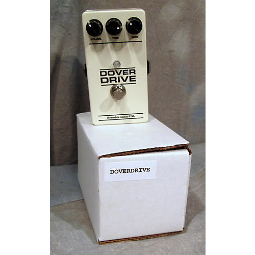In Store Used Used HERMIDA AUDIO DOVER DRIVE Effect Pedal-thumbnail