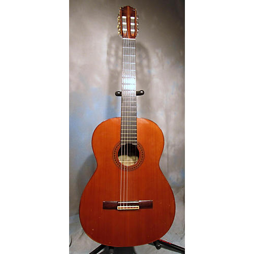 In Store Used Used HERNANDES CLASSICAL SOLID TOP Natural Classical Acoustic Guitar