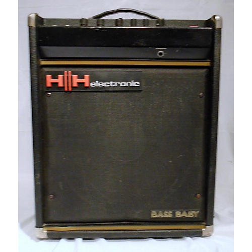 In Store Used Used HH ELECTRONIC BASS BABY Bass Combo Amp