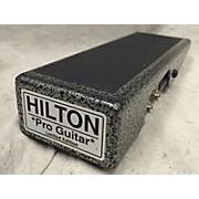 Used HILTON PRO GUITAR VOLUME PEDAL Pedal