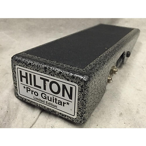 In Store Used Used HILTON PRO GUITAR VOLUME PEDAL Pedal