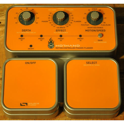 In Store Used Used HOTHAND PHASER/FLANGER Effect Pedal