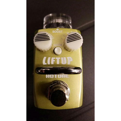 In Store Used Used HOTONE LIFTUP Effect Pedal-thumbnail