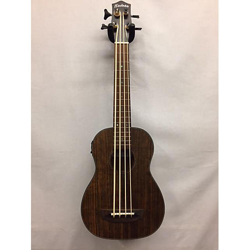 In Store Used Used Hadean U Bass Natural Acoustic Bass Guitar