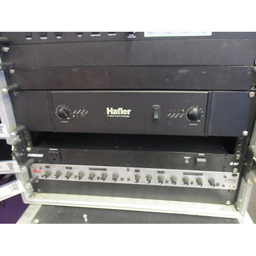 In Store Used Used Hafler P1500 Trans Nova Power Amp-thumbnail