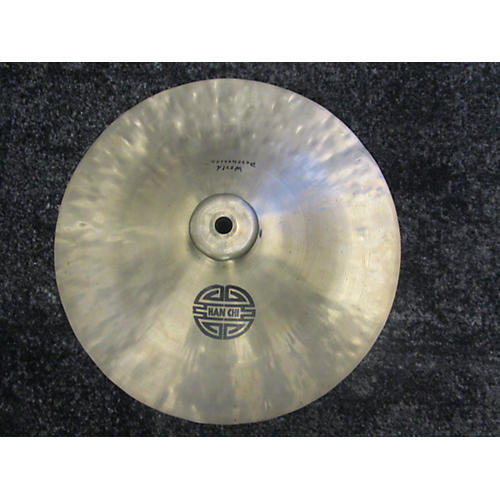 In Store Used Used Han Chi 2012 10in China Cymbal