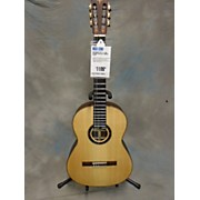 Used Hanika 58PF NATURAL Natural Classical Acoustic Guitar