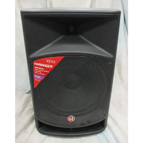 In Store Used Used Harbingeer V2115 Powered Speaker