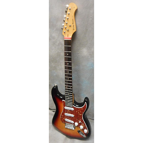 In Store Used Used Harley Benton Vt 3 Color Sunburst Solid Body Electric Guitar