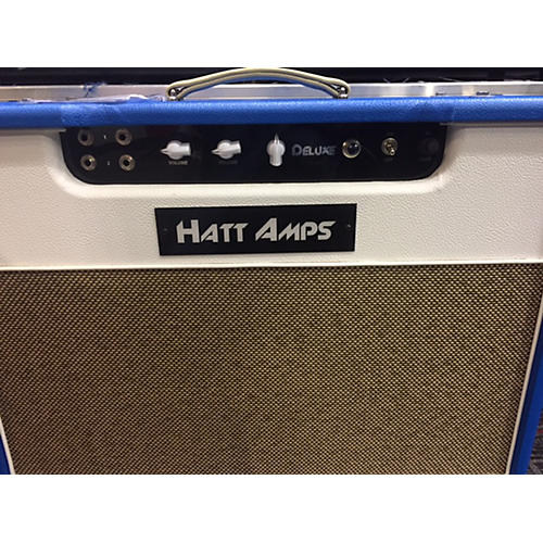 In Store Used Used Hatt Deluxe Tube Guitar Combo Amp-thumbnail
