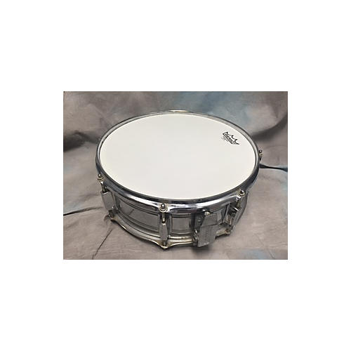 In Store Used Used Haup 5.5X14 Steel Silver Drum