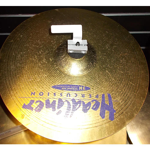 In Store Used Used Headliner Percusion 14in 3k Cymbal