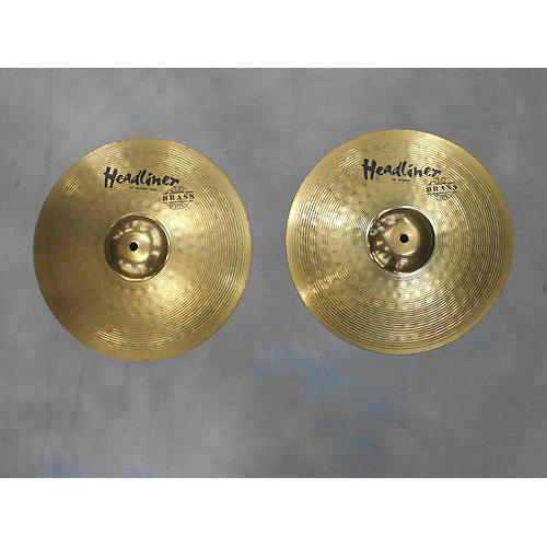 In Store Used Used Headlner 14in Hi Hat Cymbal
