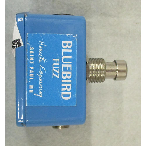 In Store Used Used Henretta Engineering Bluebird Fuzz Effect Pedal