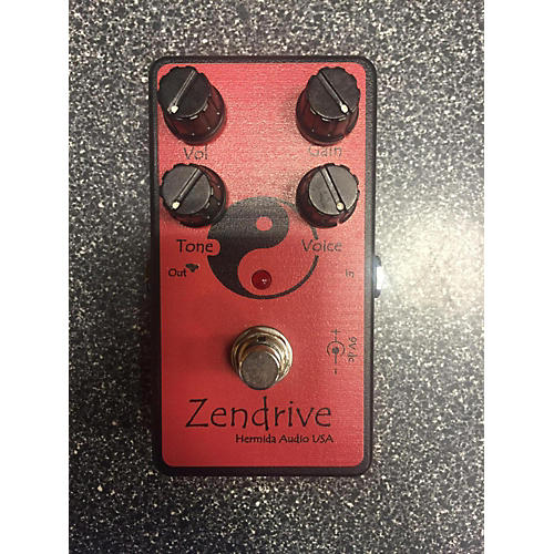 In Store Used Used Hermida Audio Zendrive Effect Pedal