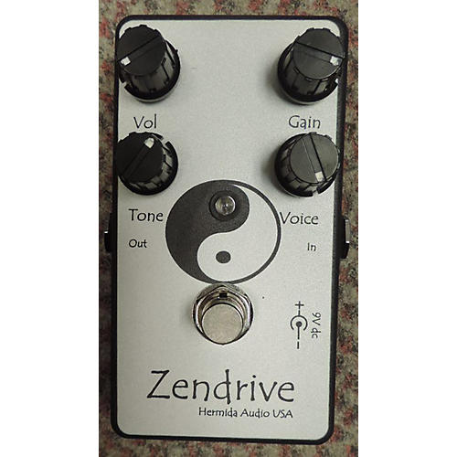 In Store Used Used Hermida Audio Zendrive Effect Pedal-thumbnail