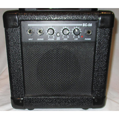 In Store Used Used Hollinger BC-08 Guitar Combo Amp-thumbnail