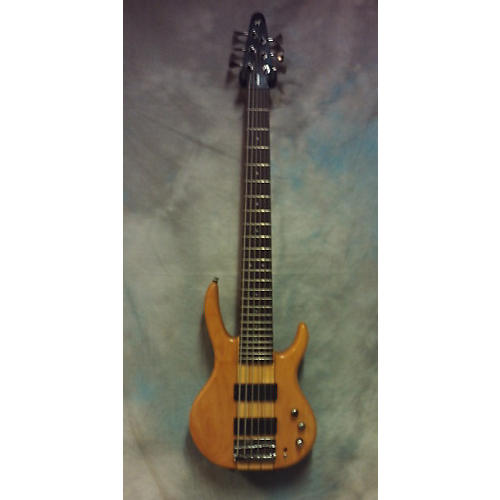 In Store Used Used Horner B Bass 6 Natural Electric Bass Guitar