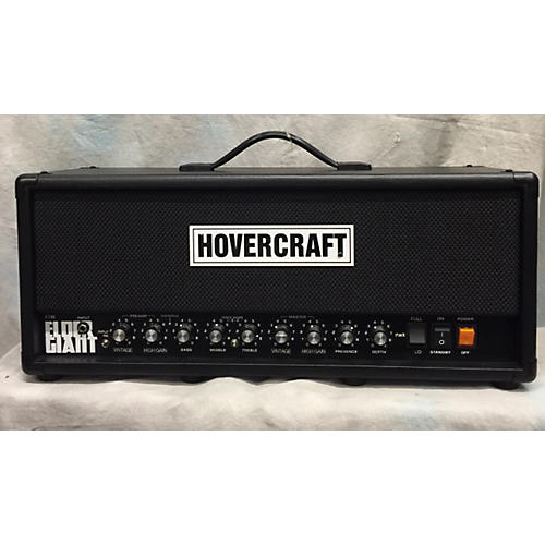 In Store Used Used Hovercraft Elder Giant Tube Bass Amp Head-thumbnail
