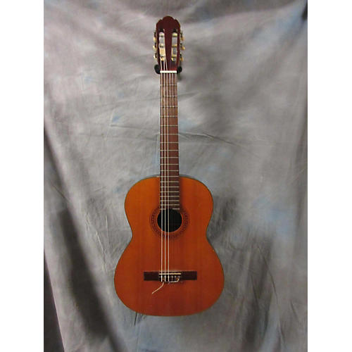 In Store Used Used Hy-lo 540n Natural Flamenco Guitar