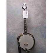 Used IIDA 5-String Brown Banjo