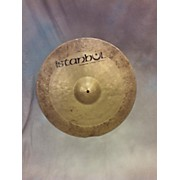 Used ISTANBUL 22in RIDE Cymbal