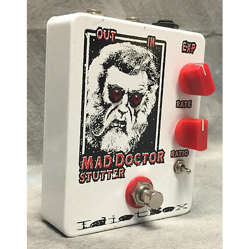 In Store Used Used Idiot Box Mad Doctor Stutter Effect Pedal-thumbnail