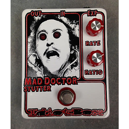 In Store Used Used Idiotbox Mad Doctor Stutter Effect Pedal