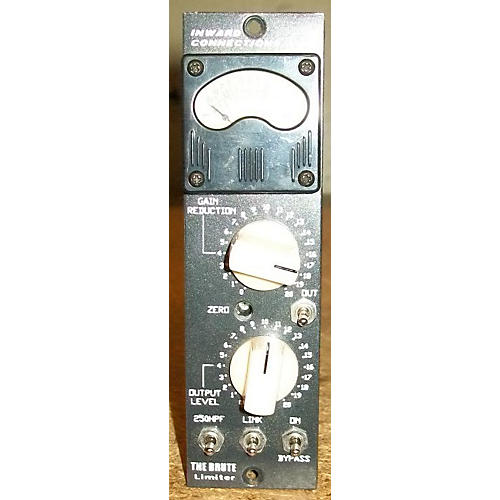 In Store Used Used Inward Connections The Brute Limiter Module
