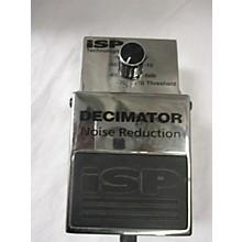 Used Isp Decimator Noise Gate