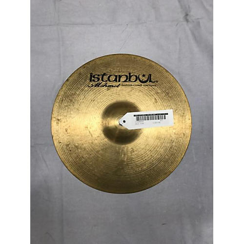 In Store Used Used Istanbul 13in Mehmet Hi-Hat Top Cymbal-thumbnail