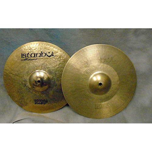 In Store Used Used Istanbul 14in Session Mehmet Cymbal-thumbnail