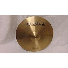 Used Istanbul 20in Agop Traditional Medium Crash Cymbal