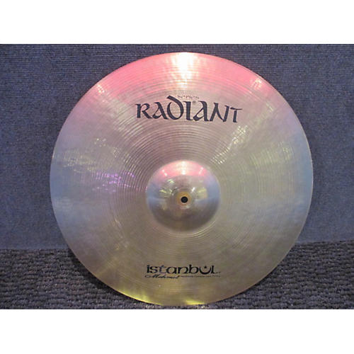 In Store Used Used Istanbul 20in Radiant Cymbal-thumbnail