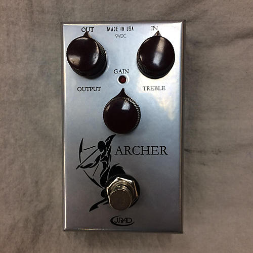 In Store Used Used J ROCKETT AUDIO ARCHER Effect Pedal