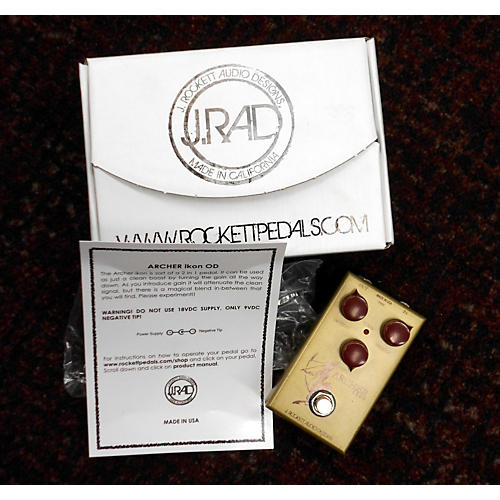In Store Used Used J Rockett 2016 Archer Ikon Effect Pedal