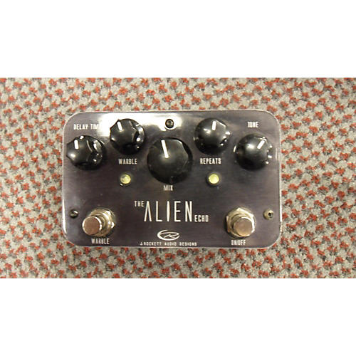 In Store Used Used J Rockett Audio Designs Alien Delay Effect Pedal-thumbnail