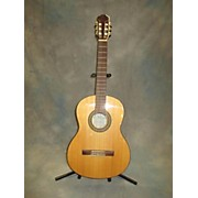 Used J. Marcario Flamenco 40 Natural Classical Acoustic Guitar