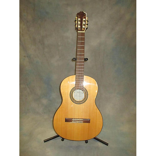 In Store Used Used J. Marcario Flamenco 40 Natural Classical Acoustic Guitar-thumbnail