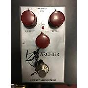 Used J. ROCKET ARCHER (SILVER) Effect Pedal
