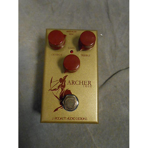 In Store Used Used J. ROCKET AUDIO DESIGNS ARCHER IKON Effect Pedal