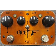 Used J.Rockett WTF Fuzz Effect Pedal