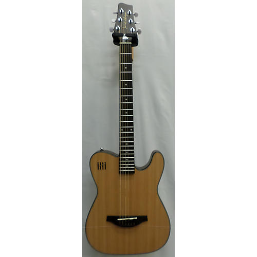 In Store Used Used JAMES NELIGAN EW3000CN Natural Acoustic Electric Guitar