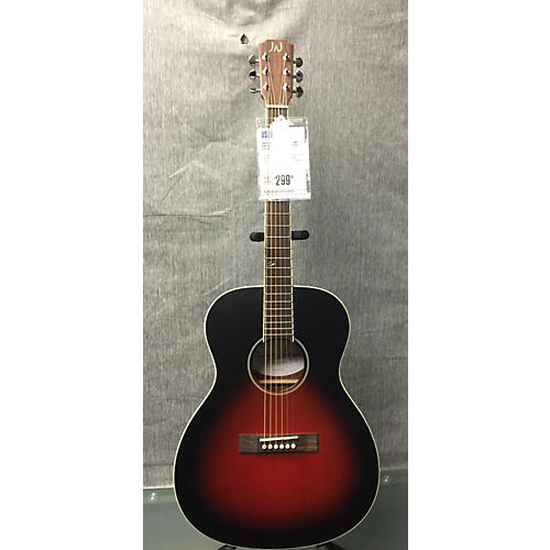 In Store Used Used JAMES NELIGAN EZR OM Vintage Sunburst Acoustic Guitar
