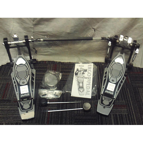 In Store Used Used JANUS ERGO PEDAL Double Bass Drum Pedal